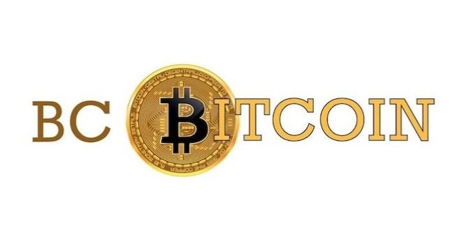 BCBitcoin logo header